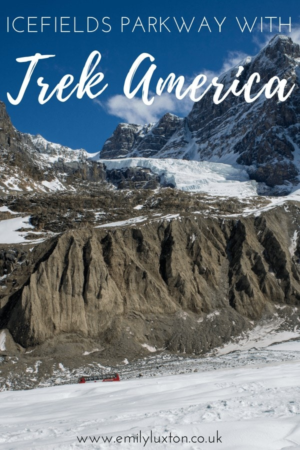 One day in the life of a Trek America Canada tour