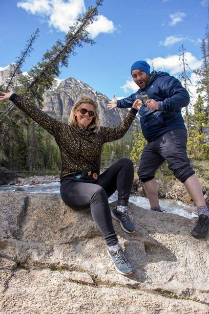 My Favourite Day of the Trek America Mountie Trip (or Maybe EVER!)