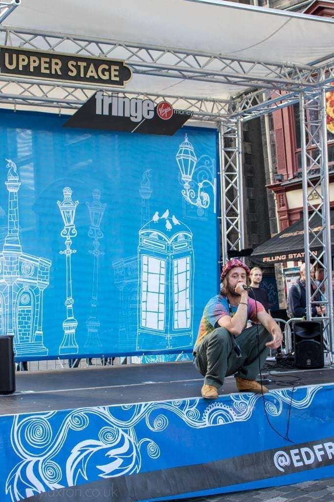 edinburgh fringe festival tips