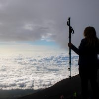 climbing mount fuji packing list