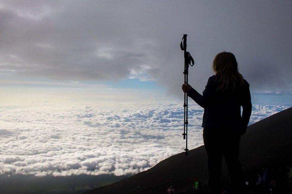 climbing mount fuji packing list