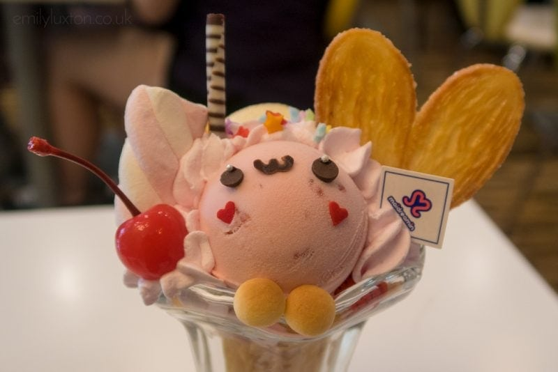 Tokyo themed cafes