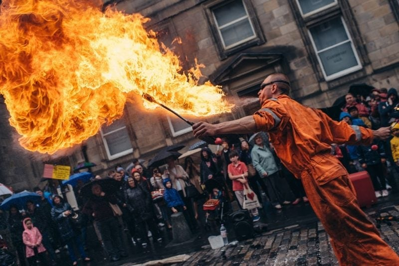 edinburgh fringe tips