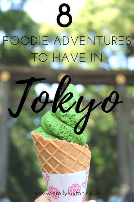 8 Utterly Bonkers Tokyo Food Adventures