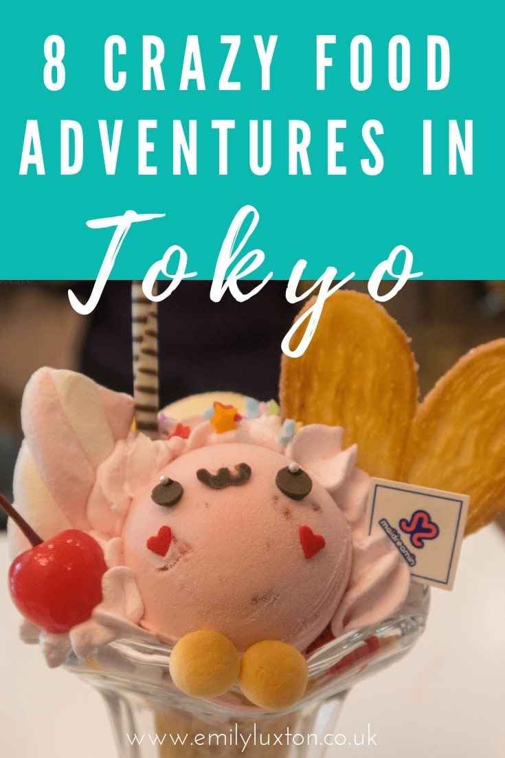 8 utterly bonkers foodie adventures to have in Tokyo