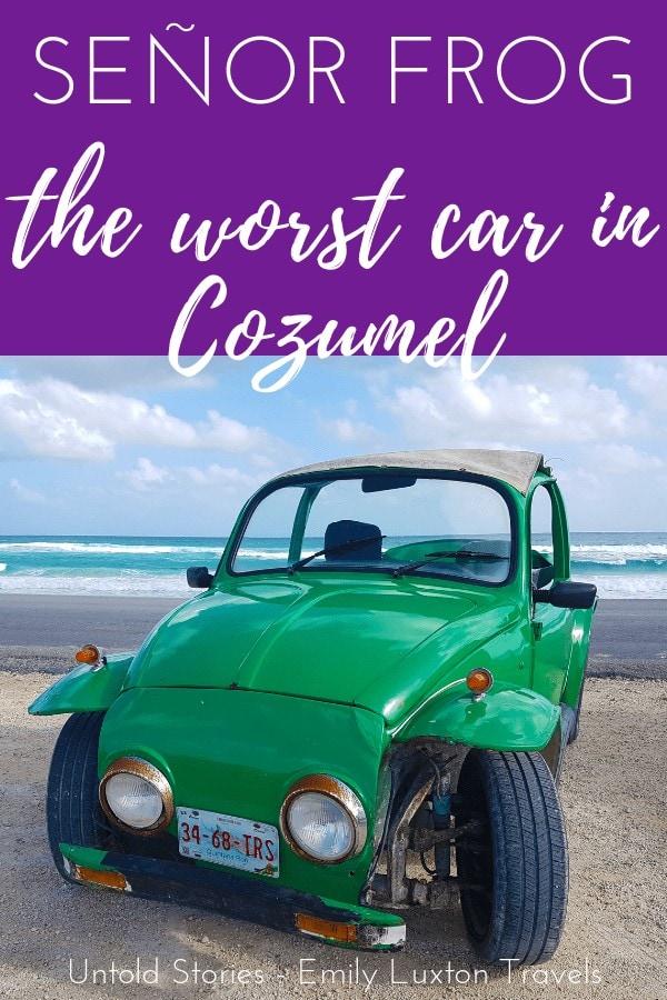untold travel stories - cozumel mexico