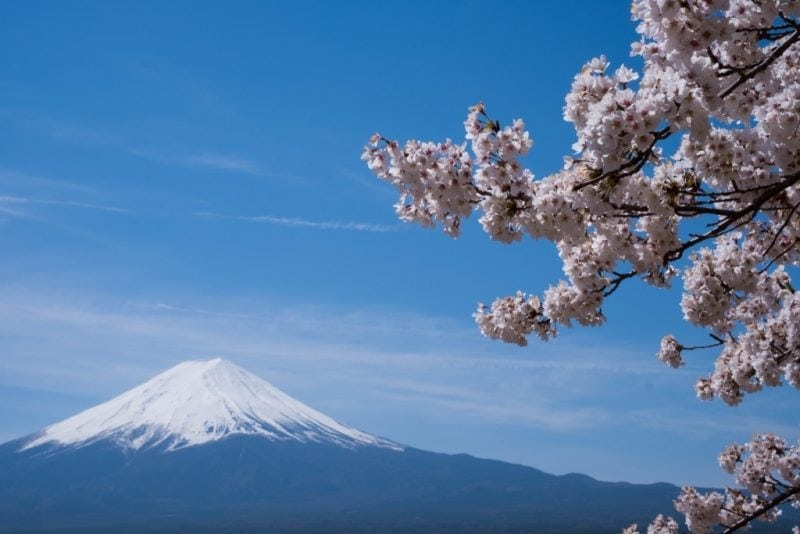 climbing mount fuji overnight tour