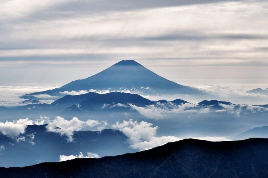 climbing mount fuji packing guide