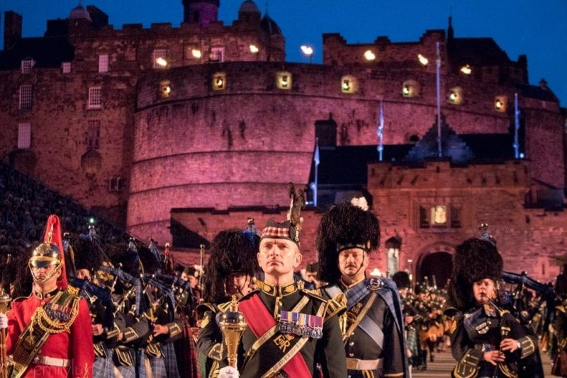 Why You Need to Watch The Royal Edinburgh Military Tattoo