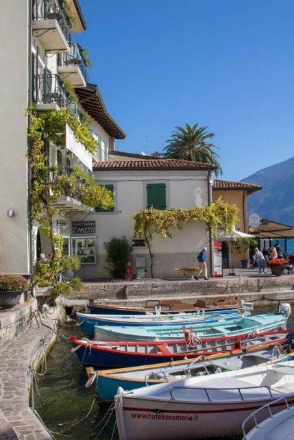 Lake Garda Boat Trip with National Holidays