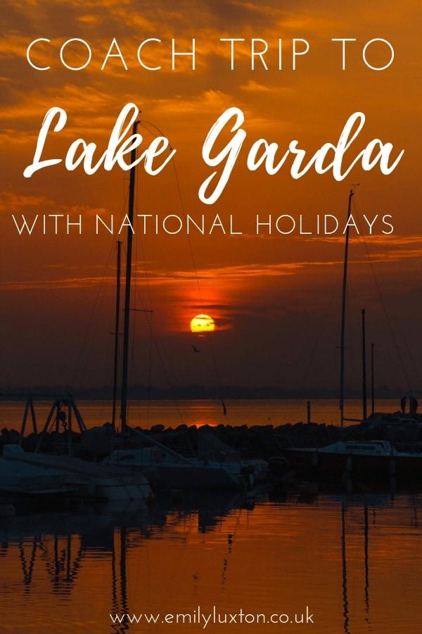 National Holidays Review - Coach Trip to Lake Garda