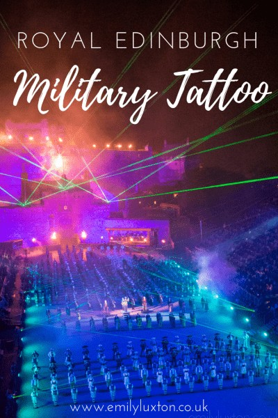 Why you Need to Watch the Edinburgh Military Tattoo