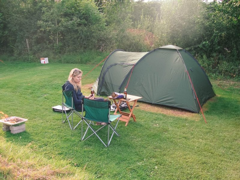 Hook Farm Camping Lyme Regis - Best Places to stay in Dorset