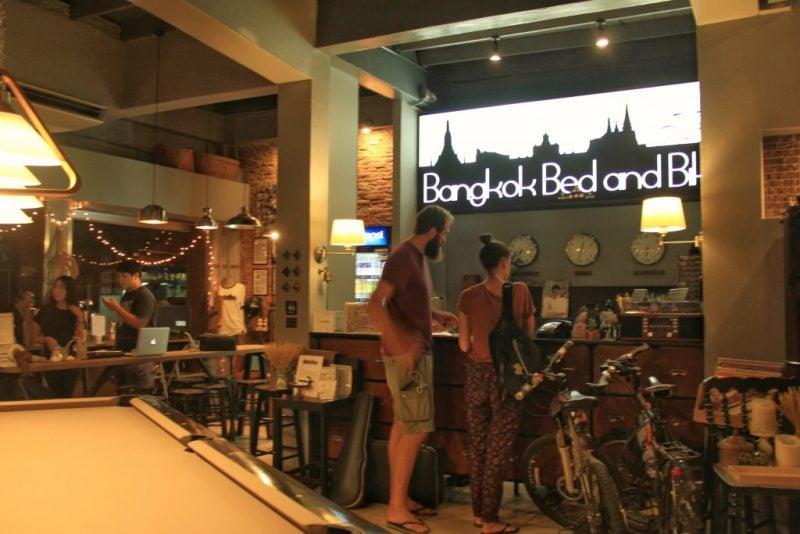 bangkok hostels