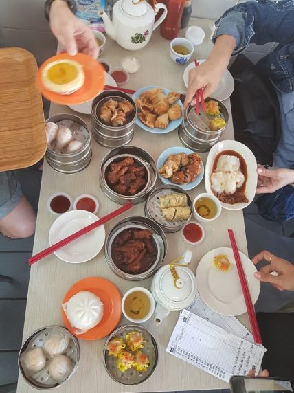 Dim Sum, New Friends, and Chicken Feet | Untold Stories