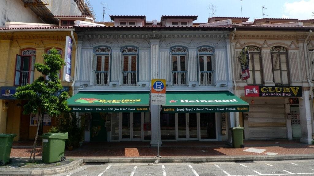 best hostels in singapore