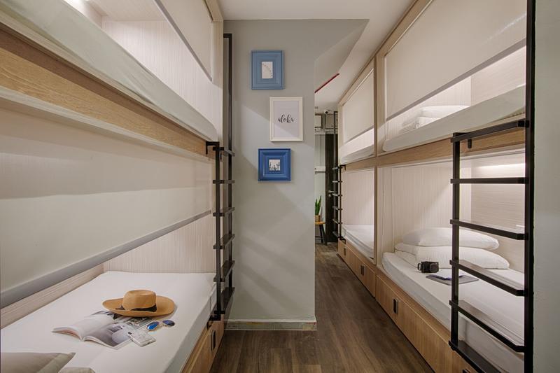 singapore capsule hotels