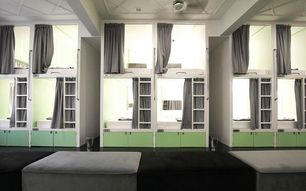 best hostels in KL