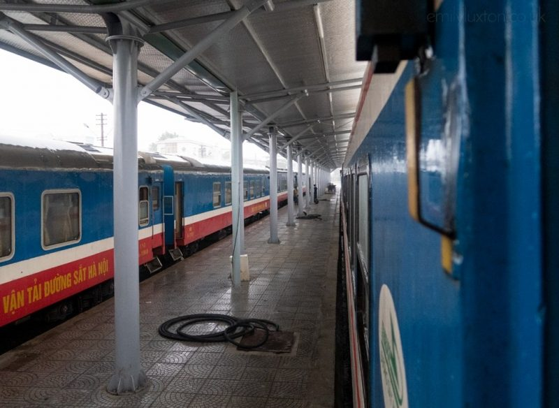 South East Asia Overland by Train