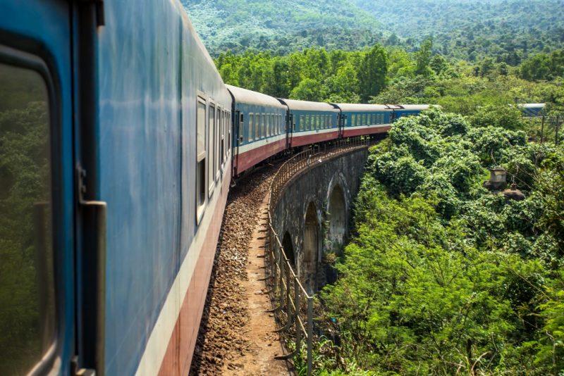Southeast Asia Train Travel