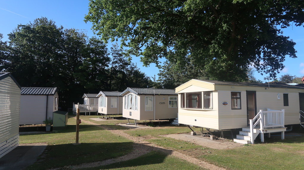 dorset caravan parks
