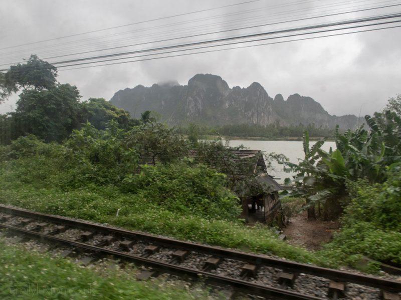 Hue to Hanoi by Train