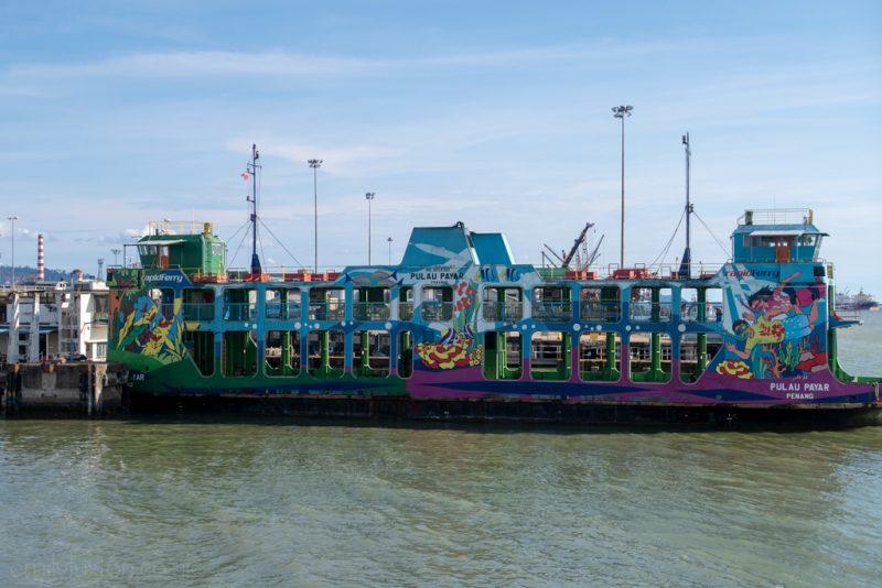 Penang to Bangkok Train