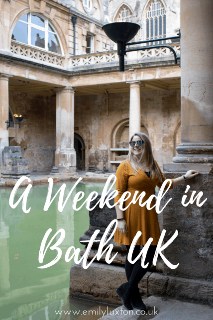 Planning the Perfect Weekend in Bath