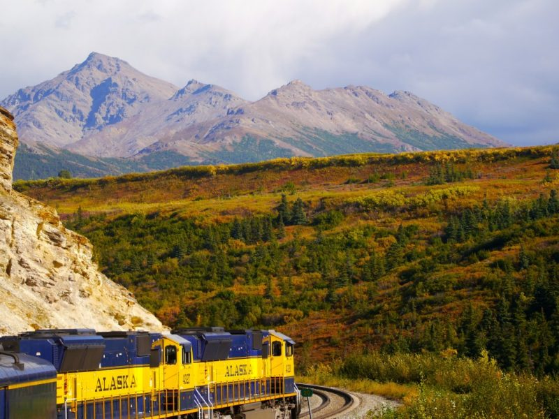 Best Rail Journeys in the USA