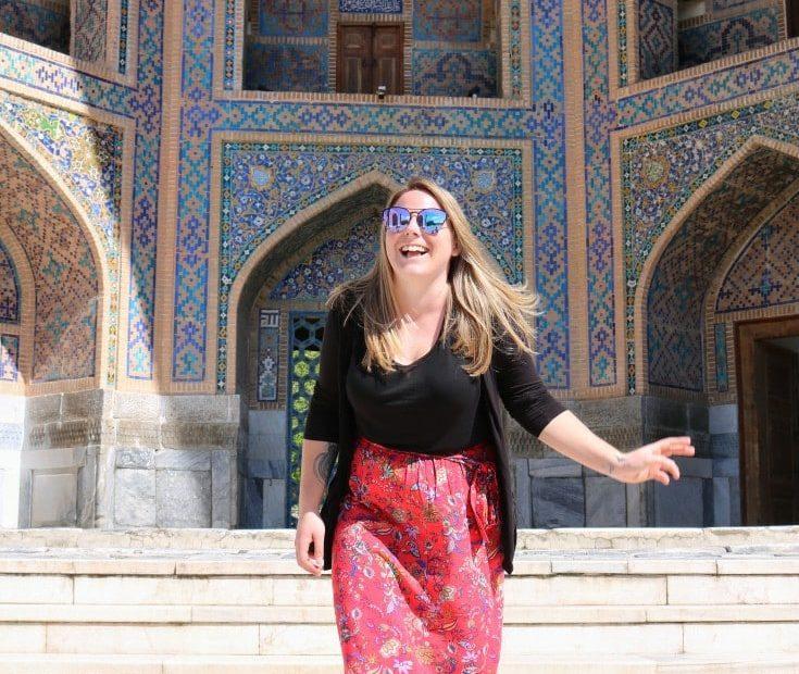UK Travel Blogger - April Round Up