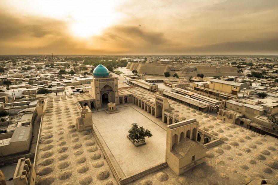 places to visit in uzbekistan