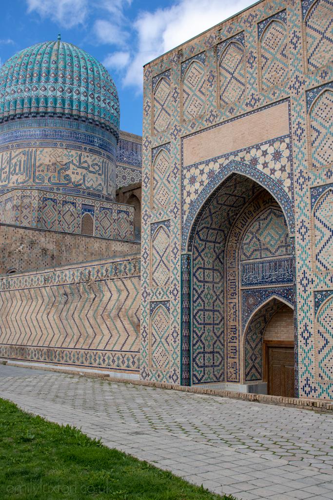 samarkan uzbekistan