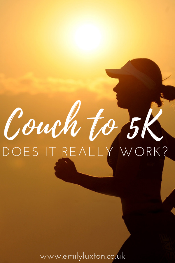 Couch To 5k Review Does It Really Work Yes