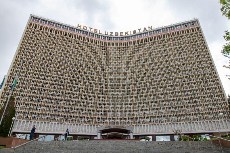 tashkent is famous for
