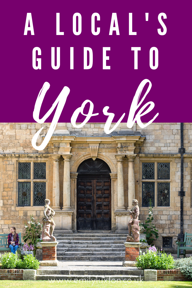 Locals Guide to York England