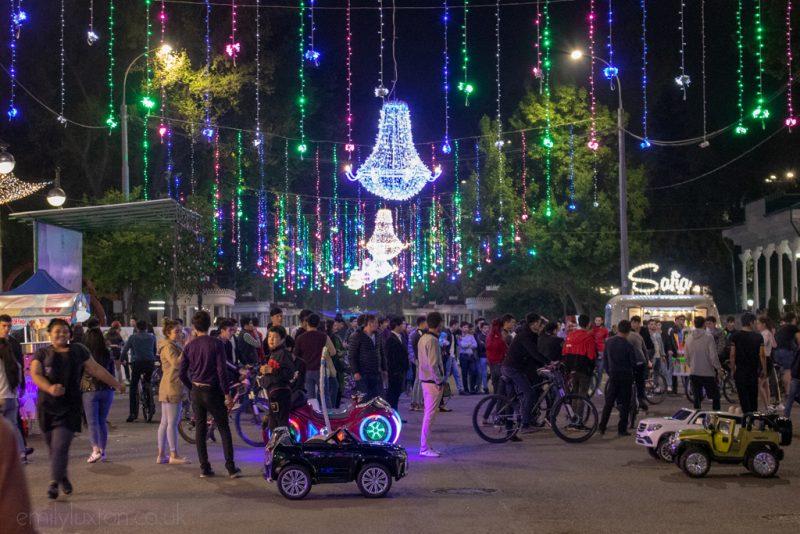 Tashkent Nightlife