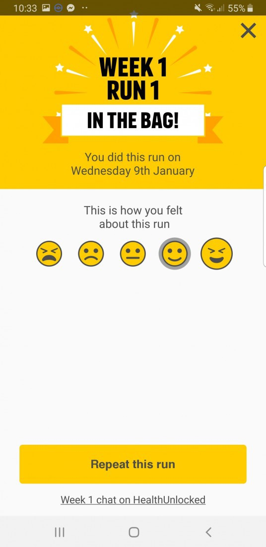 Couch to 5K review