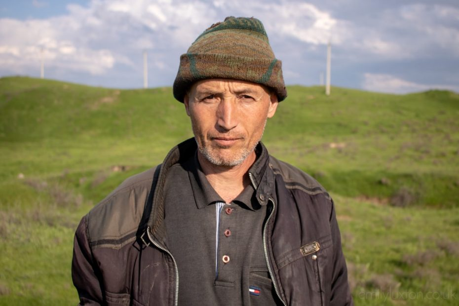 travelling Uzbekistan