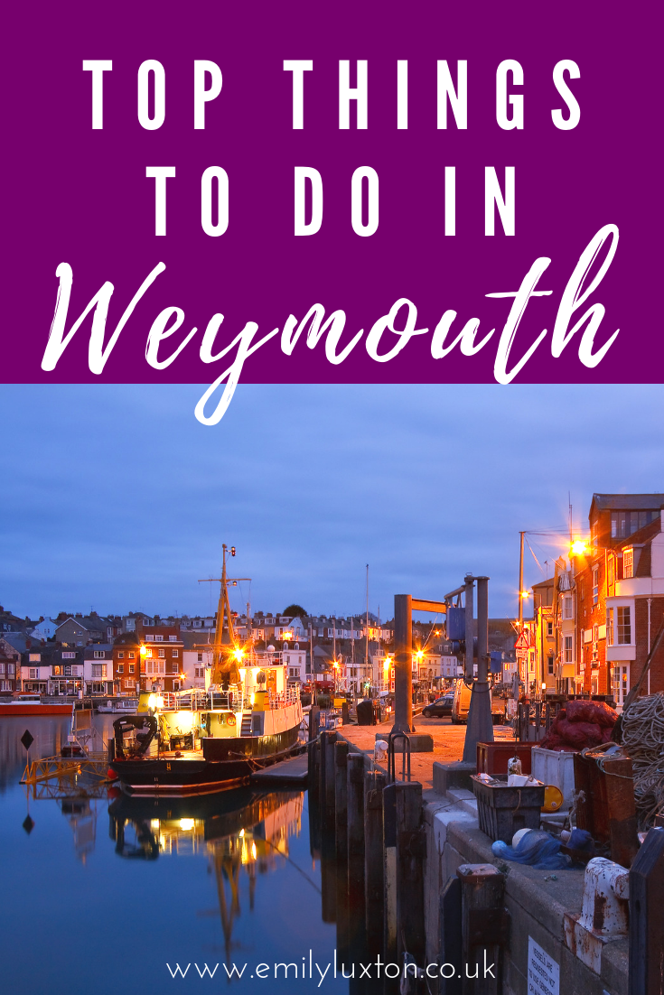 Things to do in Weymouth