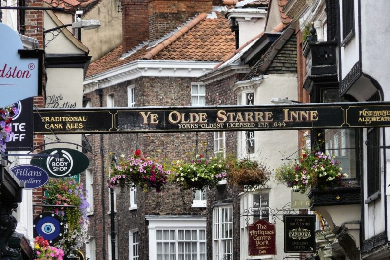 things to do in york at night