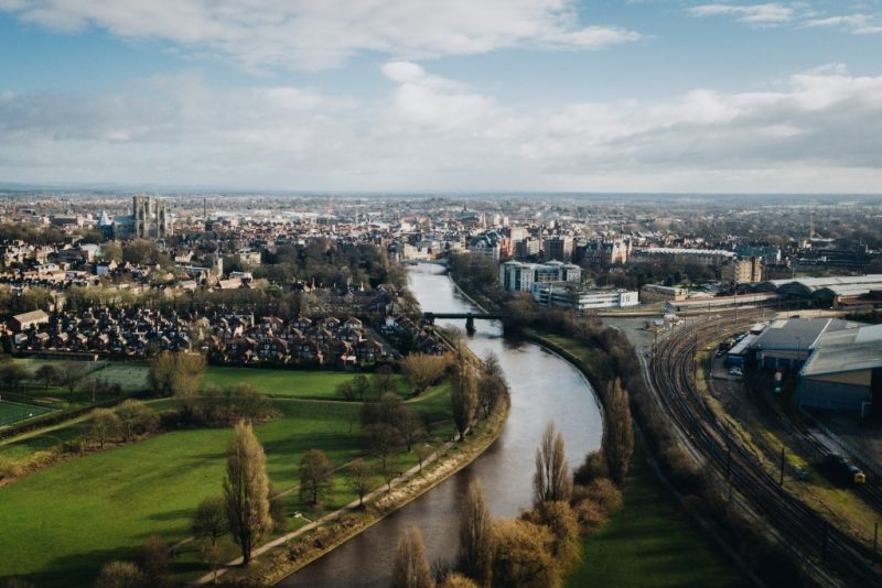 best places to visit in the north of england - york