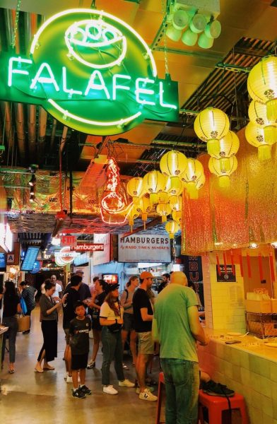 New York food hotspots