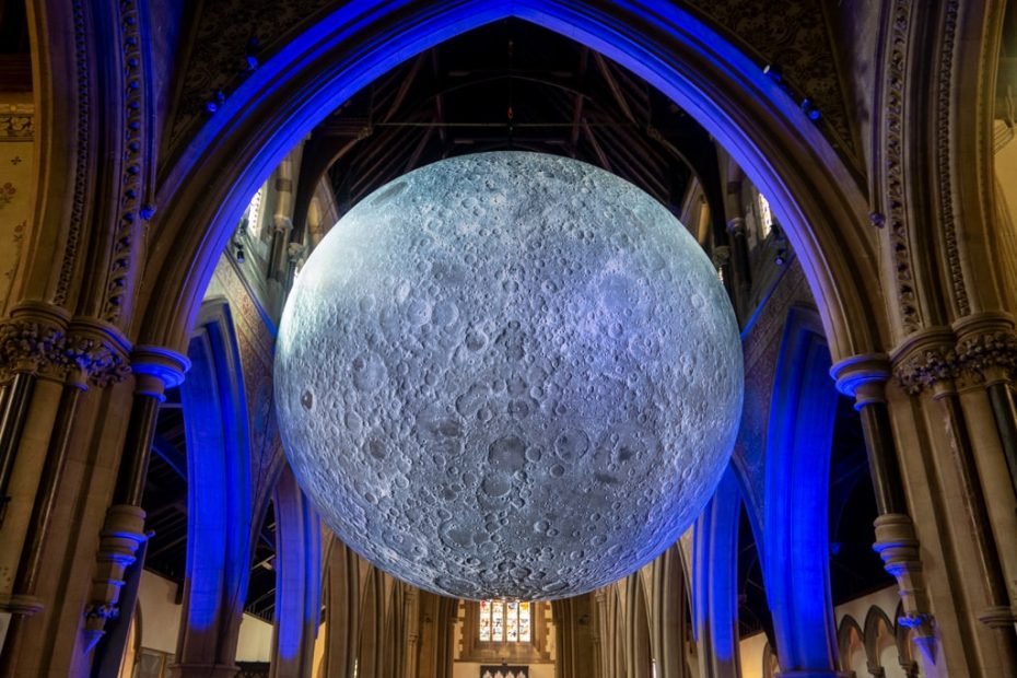 Dorset Moon - Art and Science Collide in Dorset this Month!