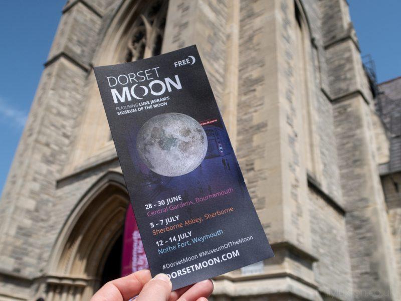 Dorset Moon Leaflet