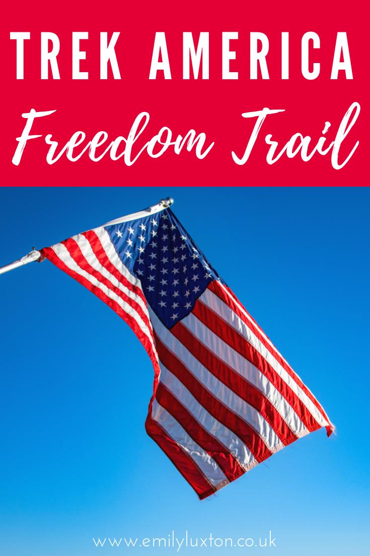 Trek America Freedom Trail Review