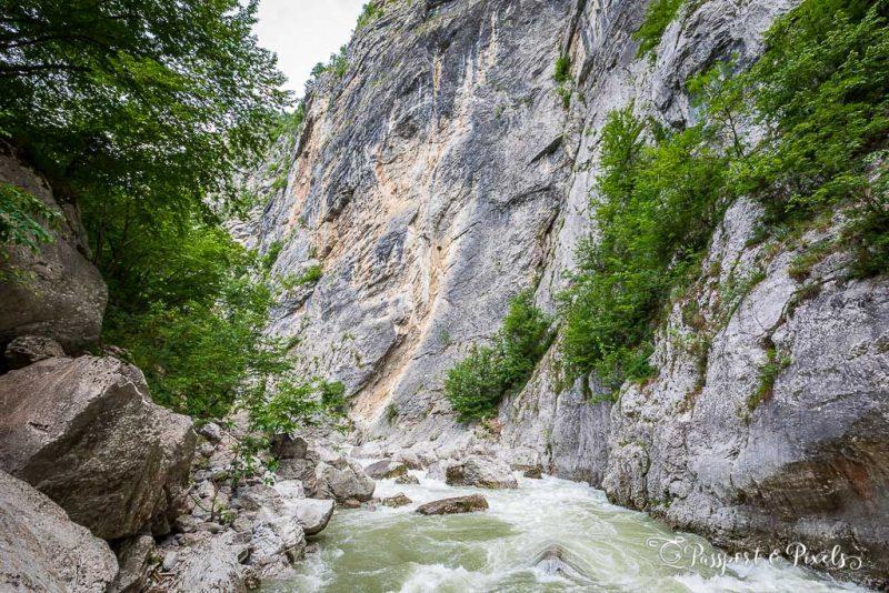 River in Valli Giudicarie Trentino