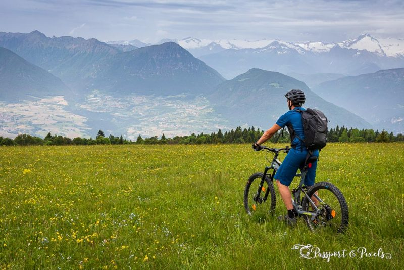 Mountain biking in Valli Giudicarie