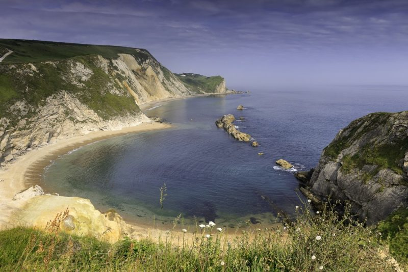 Man O War Bay Dorset