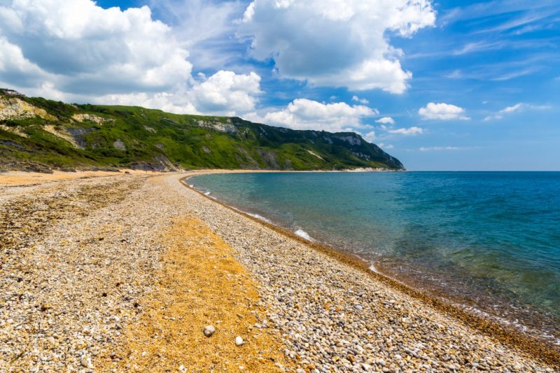 Best Beaches in Dorset - Ringstead Bay
