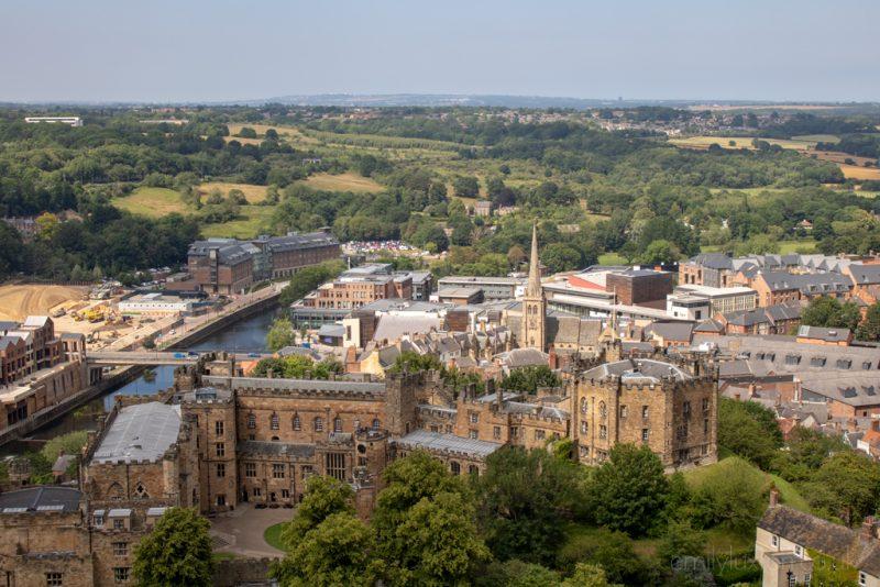 Durham Skyline, UK